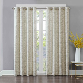 Echo Marrakesh Window Curtain Pair
