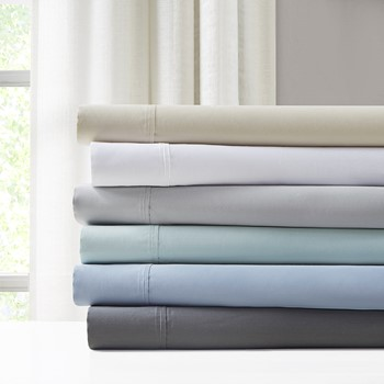 1500 Thread Count Cotton Rich Pillowcases - 2 Pack