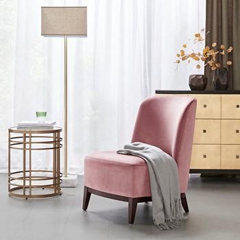 Amara Armless Accent Chair