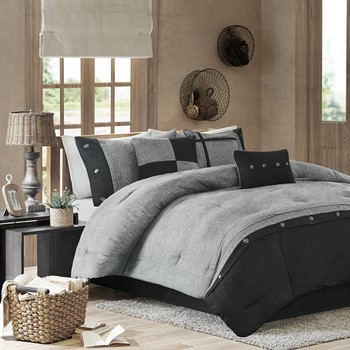 Boone 7 Piece Comforter Set