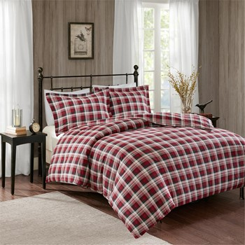 Tasha Flannel Duvet Mini Set