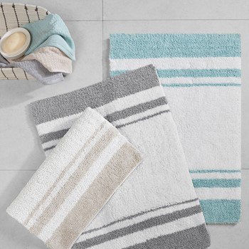 Spa Cotton Reversible Bath Rug