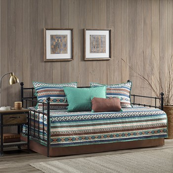 Malone 6 Piece Reversible Daybed Cover Set