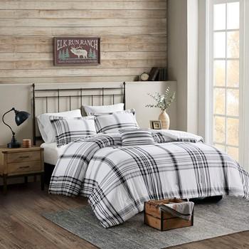 Hawkeye Cotton Yarn Dyed Comforter Set