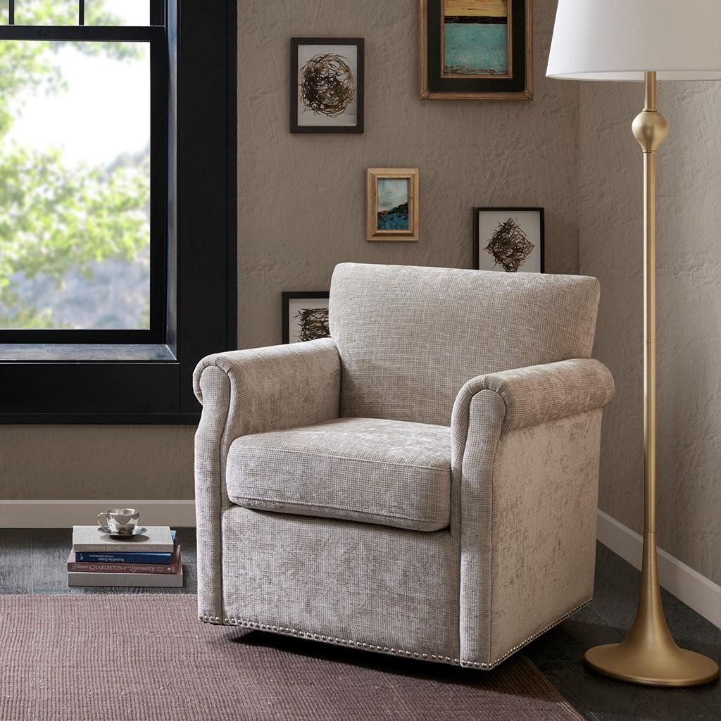 Designer Living Room Chairs. Aldrich Swivel Chair Designer Living ...