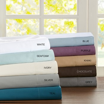 300TC Liquid Cotton Pillowcases
