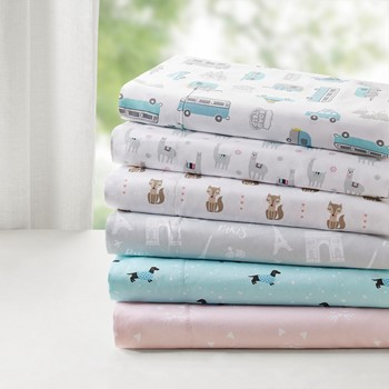 Novelty Printed Sheet Set