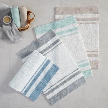 Spa Cotton Reversible Bath Rug