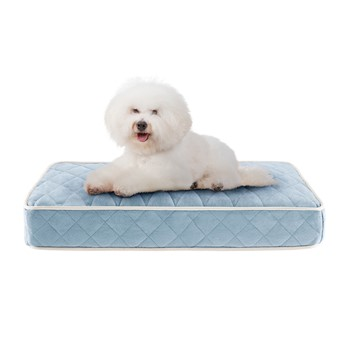 Tavis Quilted Memory Foam Orthopedic Napper