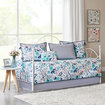Delle 6 Piece Reversible Daybed Set
