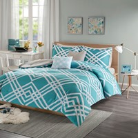 Intelligent Design Hailey Comforter Set Deals