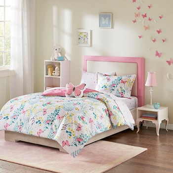 Cynthia Complete Bed and Sheet Set
