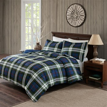 Rob Roy Softspun Down Alternative Comforter Mini Set