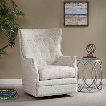 Ella  Swivel Glider Chair