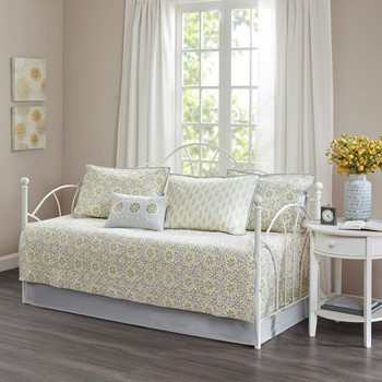 Adelaide 6 Piece Cotton Daybed Set