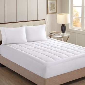 Stanton Luxury Collection 1000TC Cotton Mattress Pad