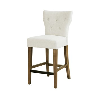 Avila Tufted Back Counter Stool