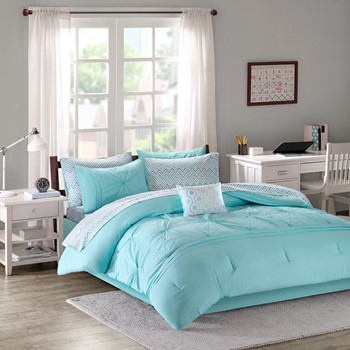 Toren Comforter and Sheet Set