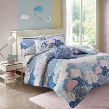 Cloud Comforter Set