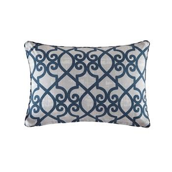 Daven Fretwork 3M Scotchgard Outdoor Oblong Pillow