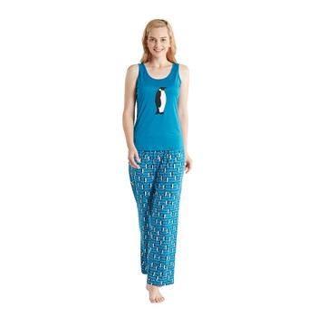 Eckford 3 Piece Pajama Set