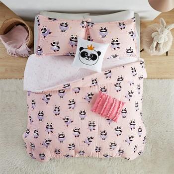 Piper Cotton Reversible Comforter Set