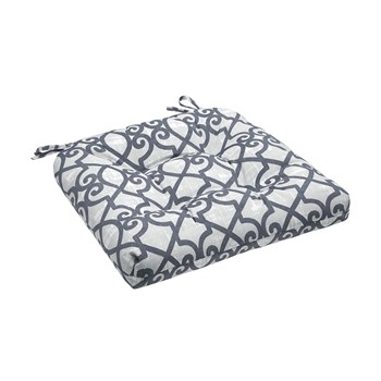 Daven Fretwork 3M Scotchgard Outdoor Seat Cushion