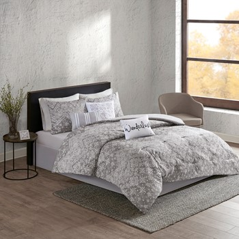 Ryder 7 Piece Comforter Set