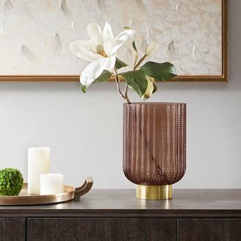 Serene Textured Vase