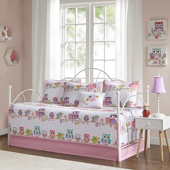 Wise Wendy 6 Piece Reversible Daybed Set