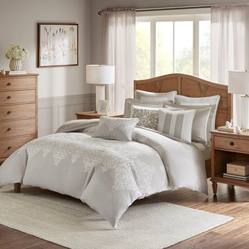 Barely There Comforter Set