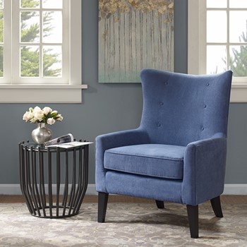 Carissa Shelter Wing Chair