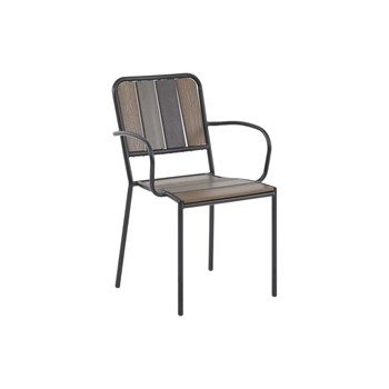 Fargo Outdoor Arm Chair (set of 2)