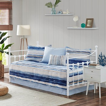 Marina 6 Piece Reversible Daybed Cover Set