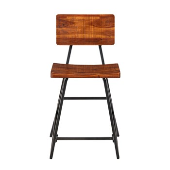 Trestle Counter Stool