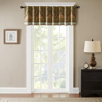 Canovia Springs Window Valance
