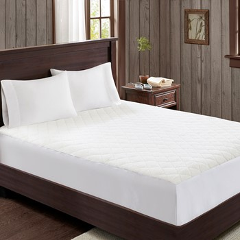 Heated Sherpa Mattress Pad