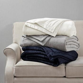 Coleman Reversible Down Alternative Blanket