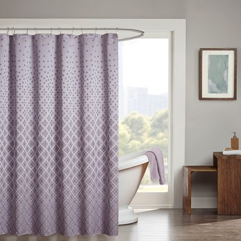 Biloxi Jacquard Shower Curtain