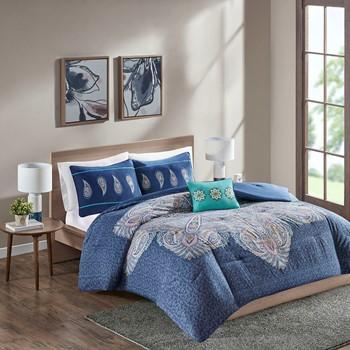 Genny 4 Piece Comforter Set