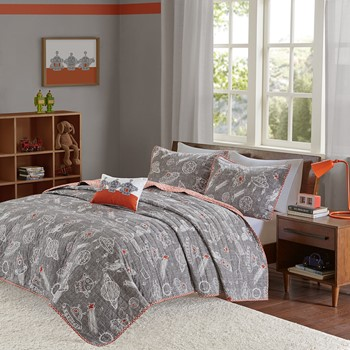 Orbit Coverlet Set
