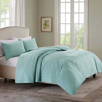 Hayden 3 Piece Coverlet Set