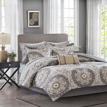 Serenity Complete Bed and Sheet Set