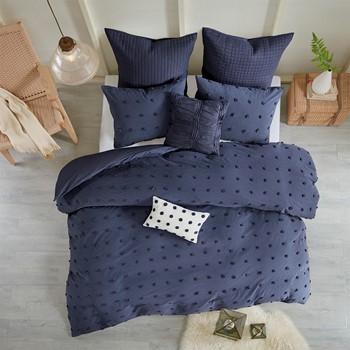 Brooklyn Cotton Jacquard Comforter Set