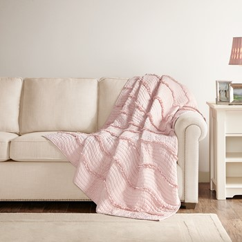 Juliette Oversized Quilted Throw