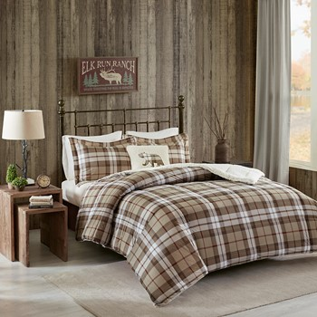 Rock Ridge Softspun Down Alternative Comforter Set