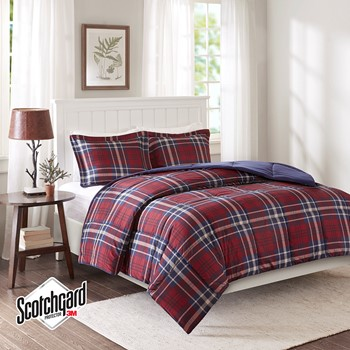 Bernard 3M Scotchgard Down Alternative Comforter Mini Set
