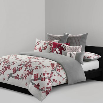 Cherry Blossom Duvet Cover Mini Set