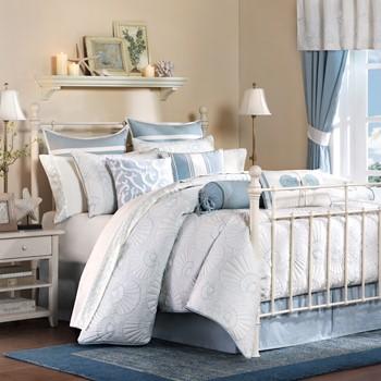 Crystal Beach Comforter Set