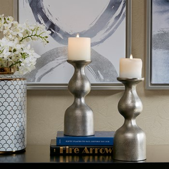 Allston Candle Holder Set of 2